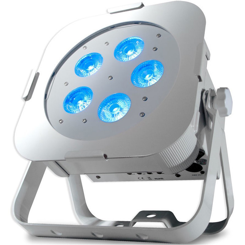 View larger image of ADJ WiFLY QA5 RGBA Battery-Powered Par - White