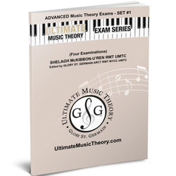 Advanced Music Theory Exams Set 1