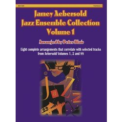 Aebersold Jazz Ensemble Vol 1 - Trombone 3