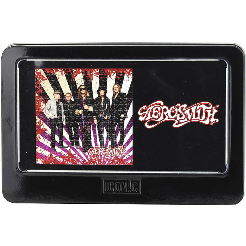 View larger image of Aerosmith Band 3D Lenticular Puzzle