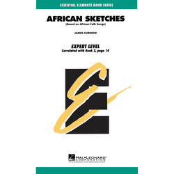 African Sketches - Score & Parts, Grade 1.5