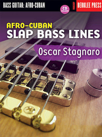 View larger image of Afro Cuban Slap Bass Lines w/CD