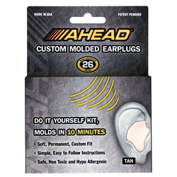 Ahead ACME Custom Molded Earplugs