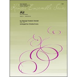 Air (From Water Music) - Brass Quintet