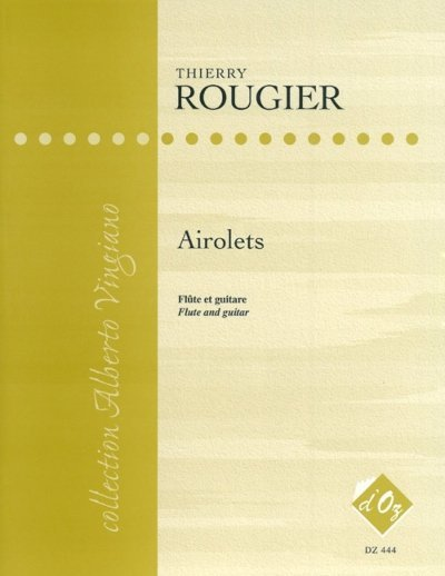 View larger image of Airolets (Rougier) - Guitar & Flute Duet