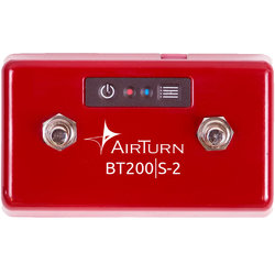 AirTurn BT200S-2 2-Switch Bluetooth Foot Controller