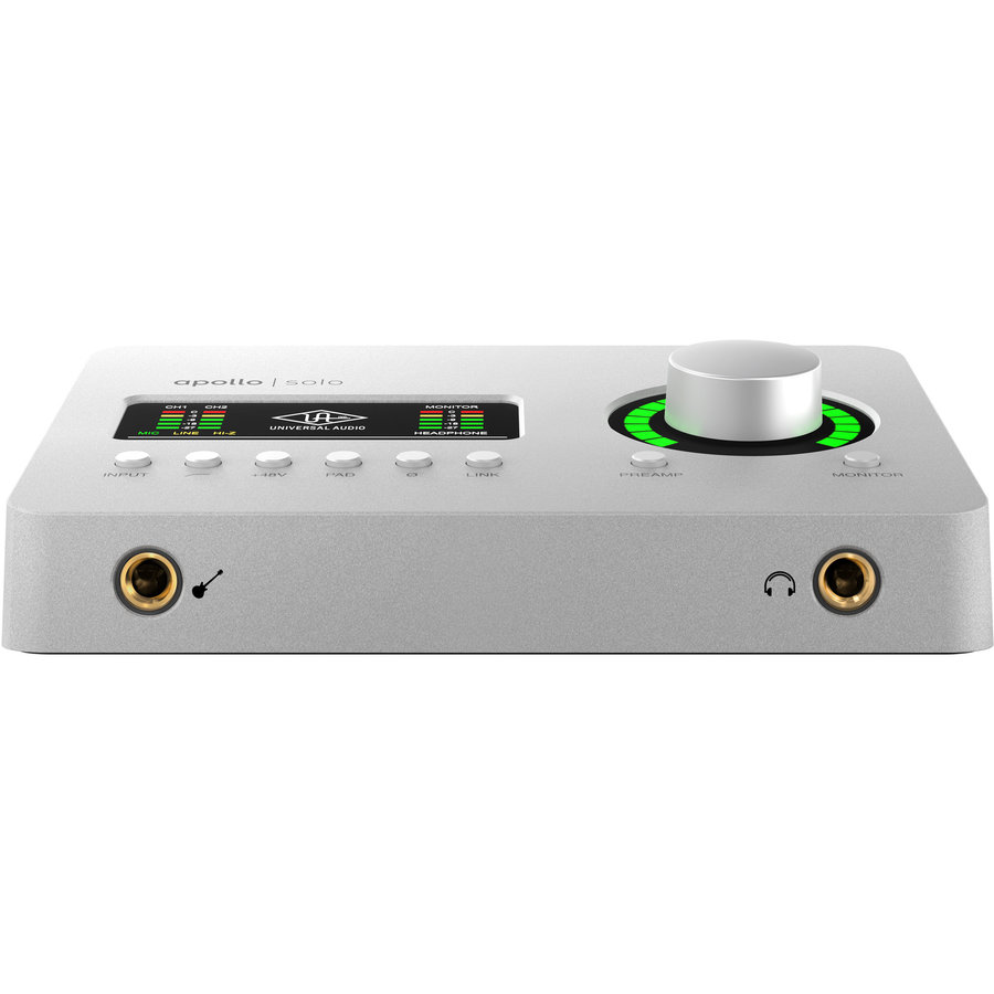 View larger image of Universal Audio Apollo Solo USB Interface
