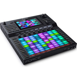 Akai Professional Force Standalone Sampler and Sequencer
