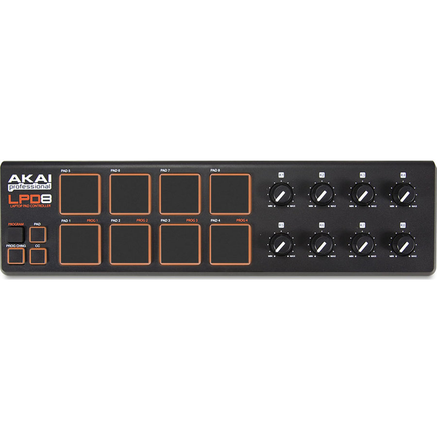 View larger image of Akai Professional LPD8 USB Pad Controller