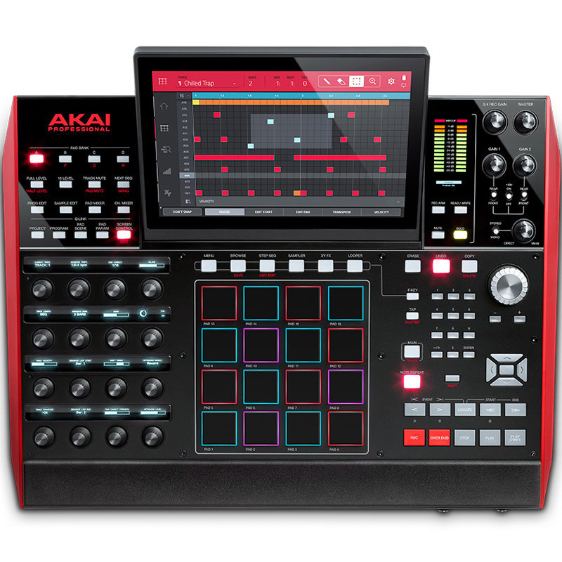 View larger image of Akai Professional MPC X Standalone Sampler and Sequencer