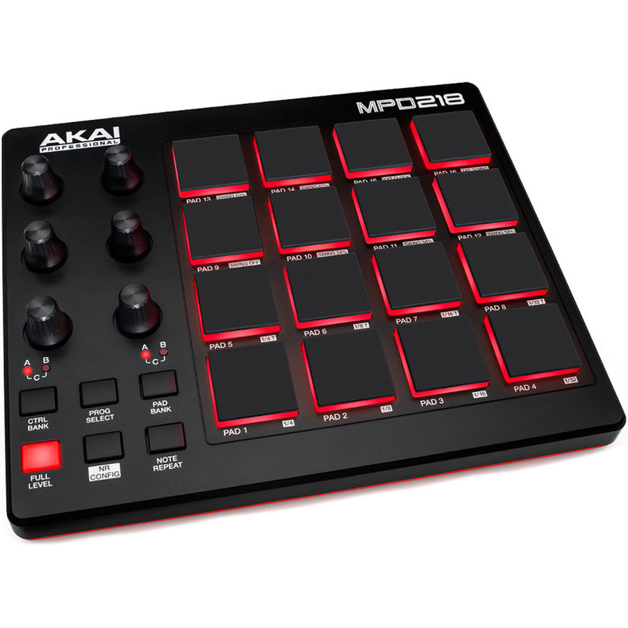 View larger image of Akai Professional MPD218 USB Pad Controller