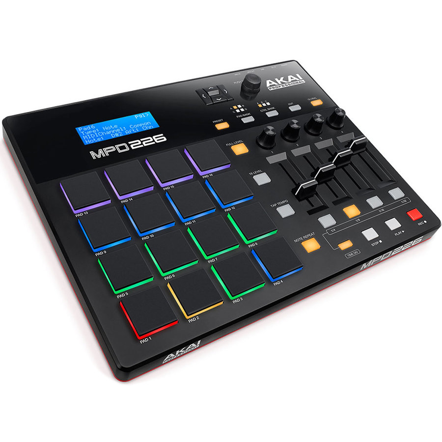 View larger image of Akai Professional MPD226 USB Pad Controller