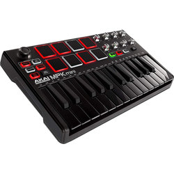 Akai Professional MPK Mini mkII - Limited Edition Black