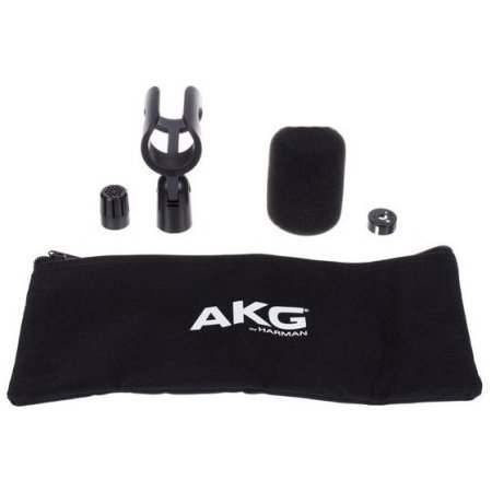 View larger image of AKG C1000 S MK4 Condenser Microphone