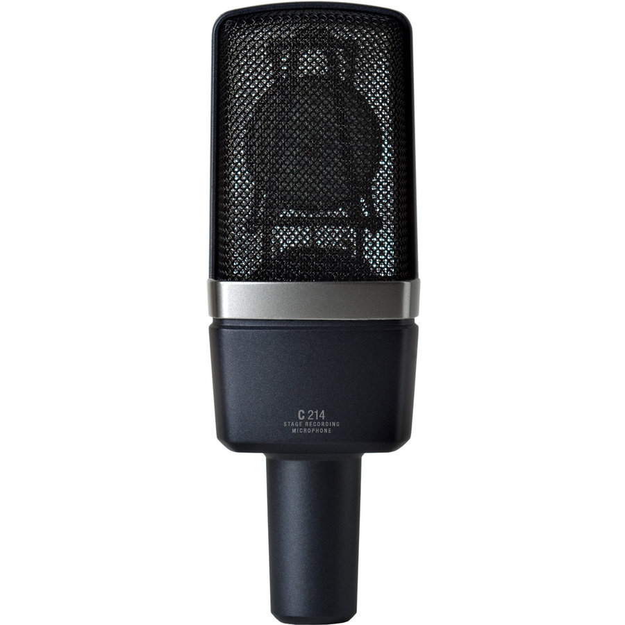 View larger image of AKG C214 Large-Diaphragm Condenser Microphones - Matched Pair