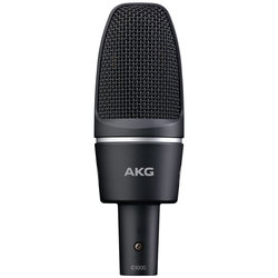 AKG C3000 High Performance Condenser Microphone