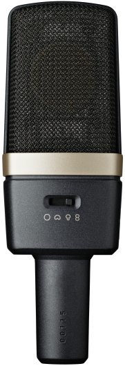 View larger image of AKG C314 Professional Multi-Pattern Condenser Microphone