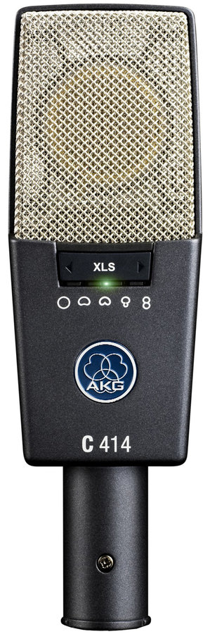 View larger image of AKG C414 XLS Matched Pair