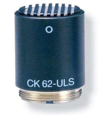 View larger image of AKG CK 62 ULS Reference Omnidirectional Condenser Microphone Capsule
