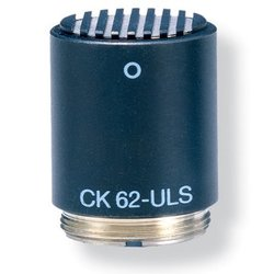 AKG CK 62 ULS Reference Omnidirectional Condenser Microphone Capsule