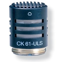 AKG CK61 ULA Reference Cardiod Condenser Microphone Capsule