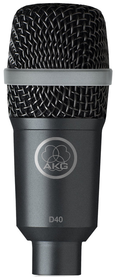 View larger image of AKG D40 Professional Dynamic Instrument Microphone