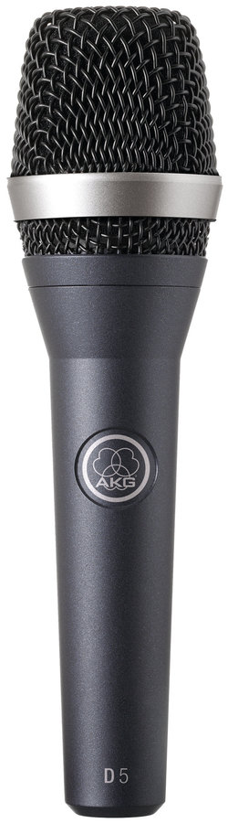 View larger image of AKG D5 Professional Dynamic Vocal Microphone