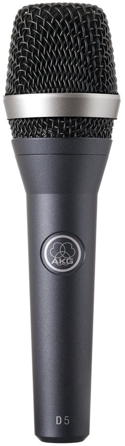 View larger image of AKG D5 S Dynamic Vocal Microphone