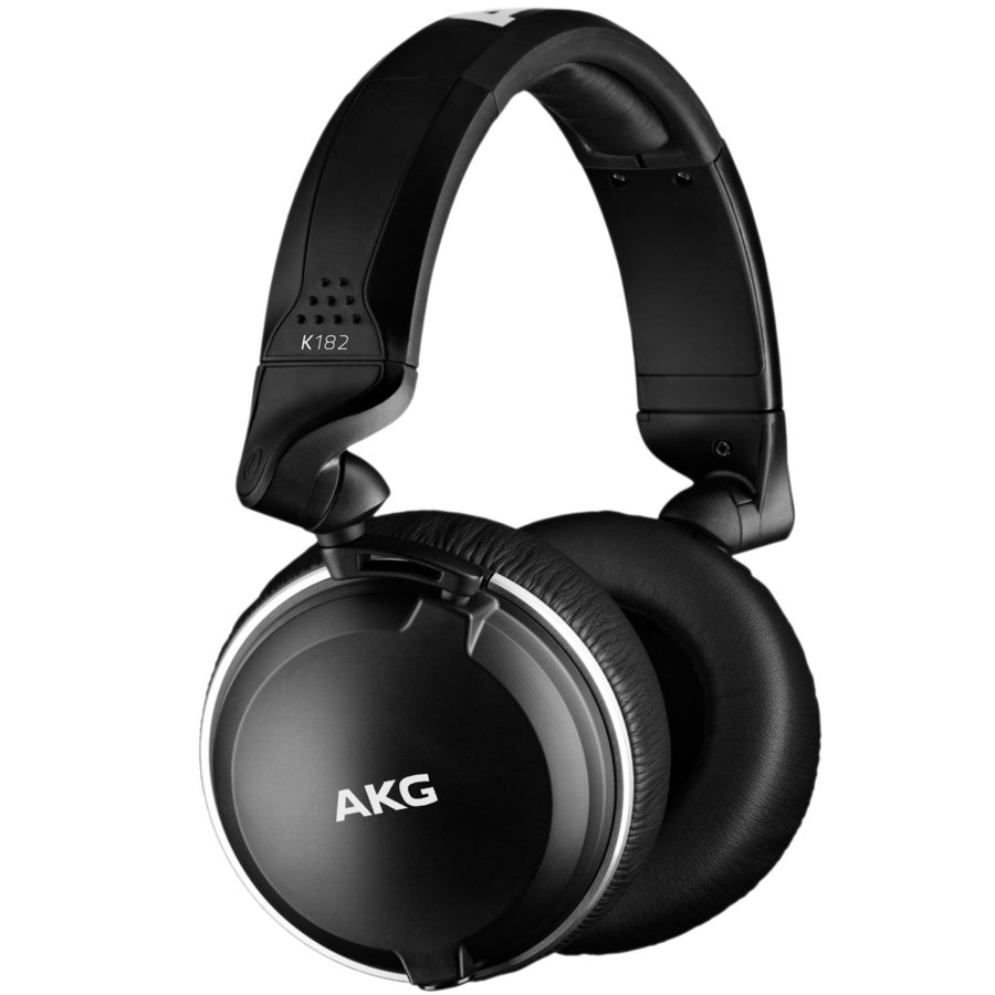 View larger image of AKG K182 Professional Closed Back Monitor Headphones