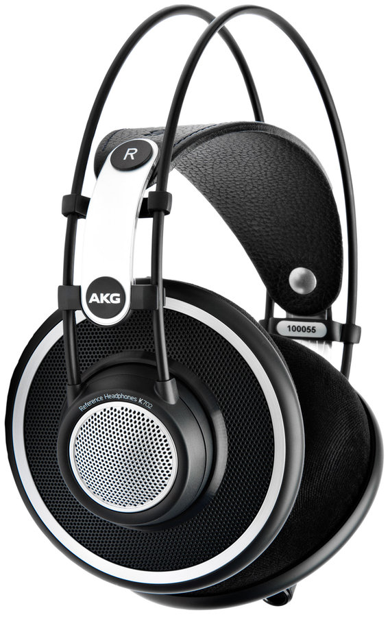 View larger image of AKG K702 Reference Studio Headphones