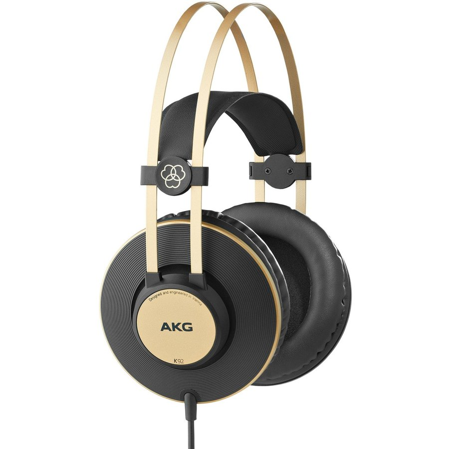 View larger image of AKG K92 Monitor Headphones
