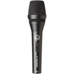 AKG P3S High Performance Dynamic Microphone