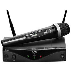 AKG WMS420 Handheld Wireless Microphone System