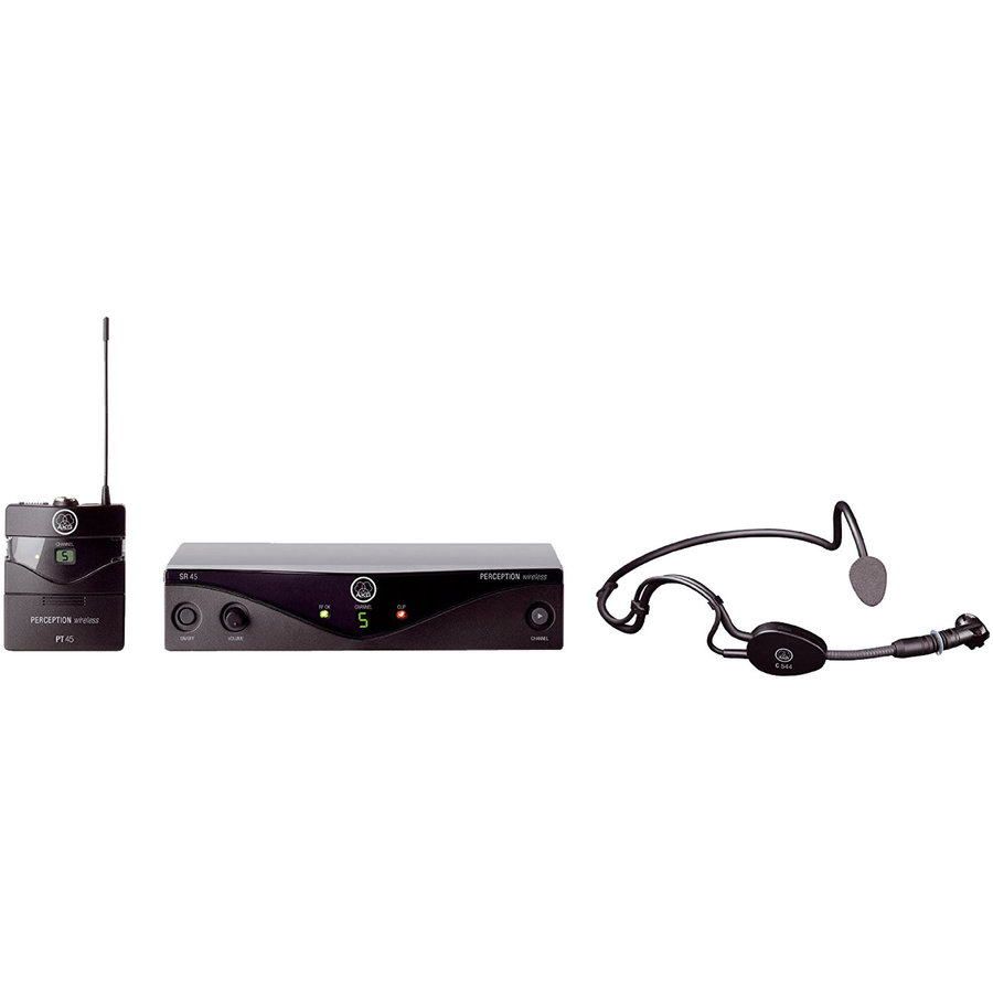 View larger image of AKG WMS45 Perception Wireless Sports Set - Band D