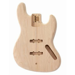 Alder Replacement Body for Jazz Bass