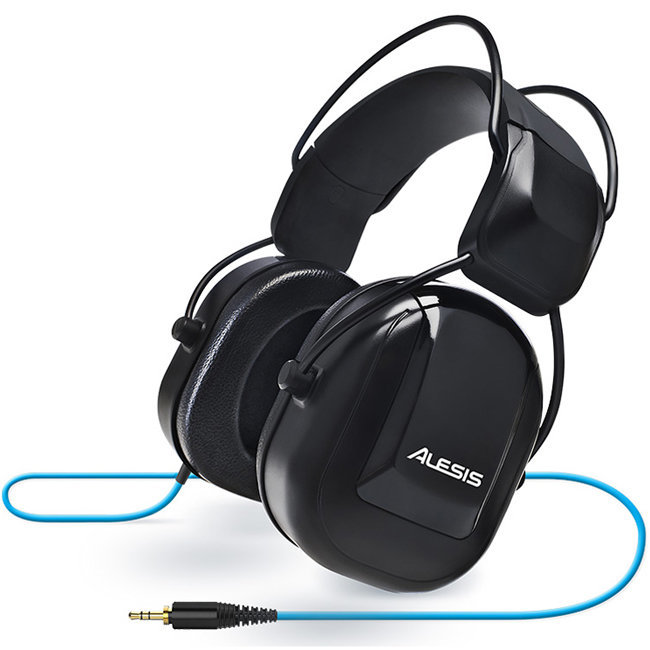 View larger image of Alesis DRP100 Extreme Isolating Electronic Drum Headphones