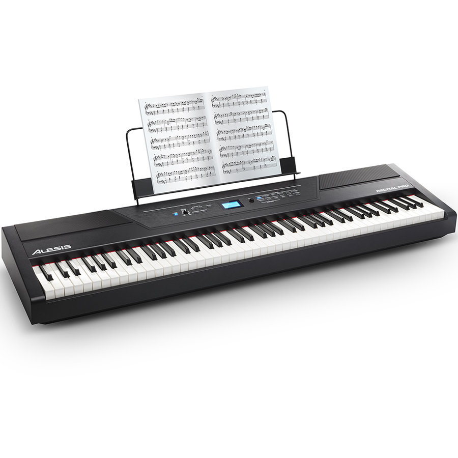 View larger image of Alesis Recital Pro 88-Key Digital Piano