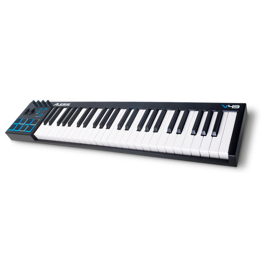 View larger image of Alesis V49 49-Key USB MIDI Controller