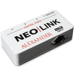 Alexander Neo Link Footswitch Pedal