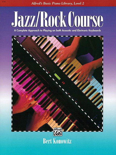 View larger image of Alfred's Basic Jazz/Rock Course: Lesson Book, Level 2
