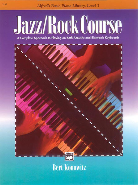 View larger image of Alfred's Basic Jazz/Rock Course: Lesson Book, Level 3