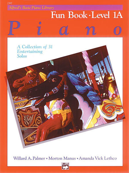 View larger image of Alfred's Basic Piano Library: Fun Book 1A