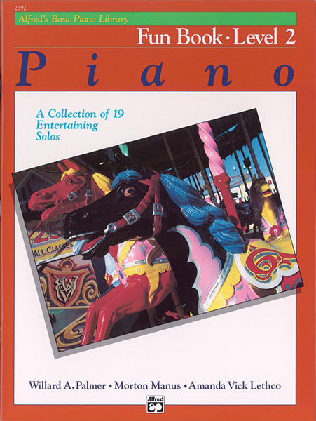 View larger image of Alfred's Basic Piano Library: Fun Book 2