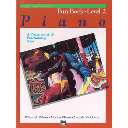 Alfred's Basic Piano Library: Fun Book 2