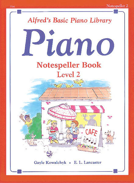 View larger image of Alfred's Basic Piano Library: Notespeller Book 2
