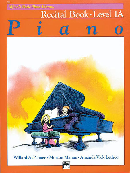 View larger image of Alfred's Basic Piano Library: Recital Book 1A