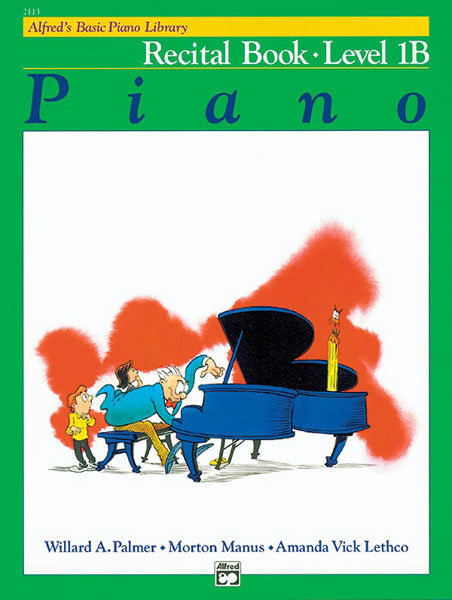 View larger image of Alfred's Basic Piano Library: Recital Book 1B