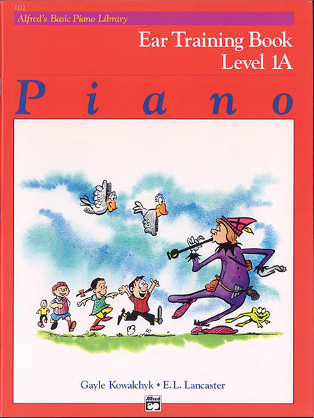 View larger image of Alfred's Basic Piano Library: Ear Training Book 1A