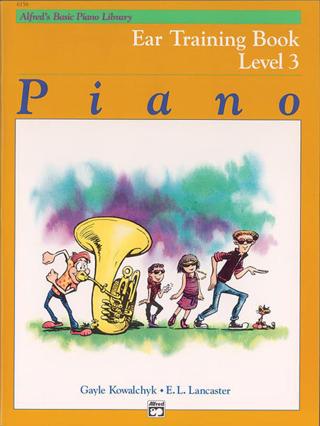 View larger image of Alfred's Basic Piano Library: Ear Training Book 3