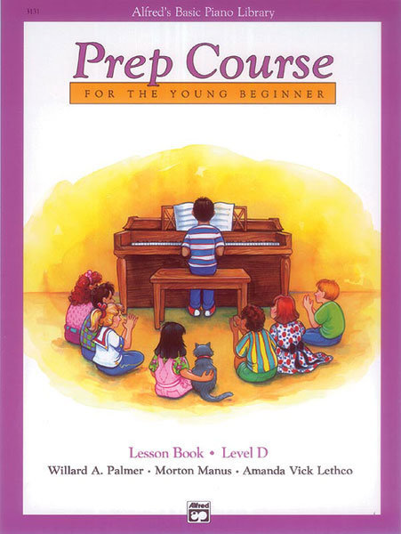 View larger image of Alfred's Basic Piano Prep Course: Lesson Book D